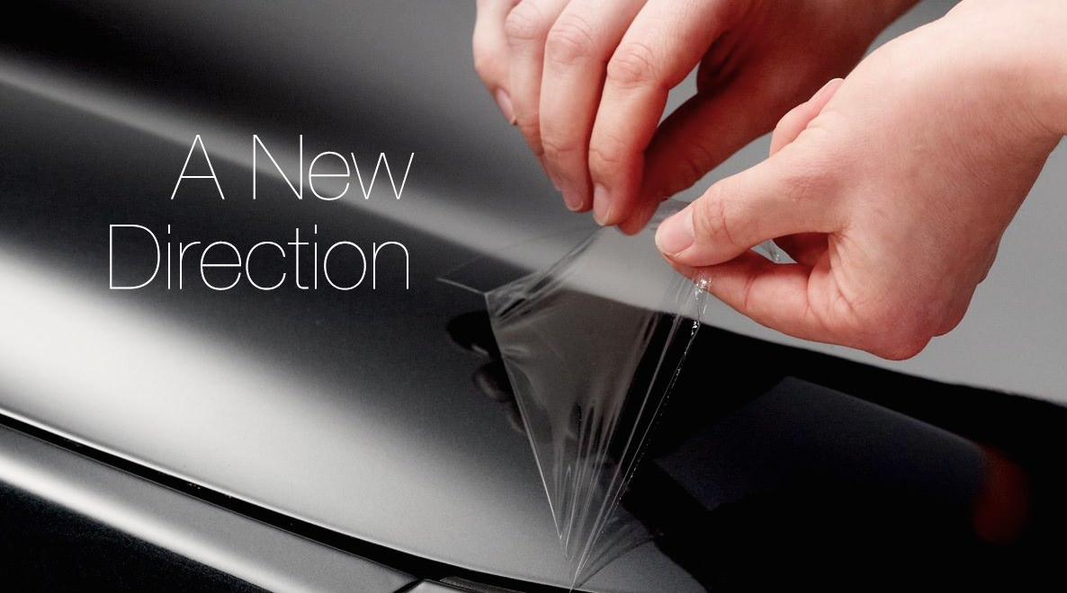 A New Direction In Paint Protection