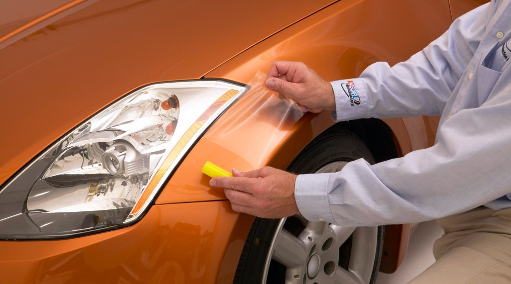 Protect Car Paint From Rock Chips