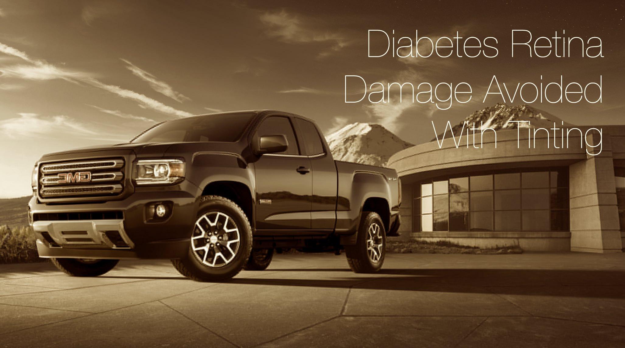 Diabetes Retina Damage: Avoided