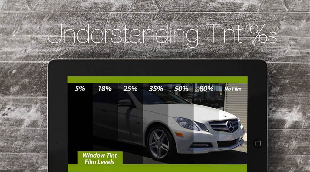 Understanding tint percentages diversity auto films for 18 percent window tint