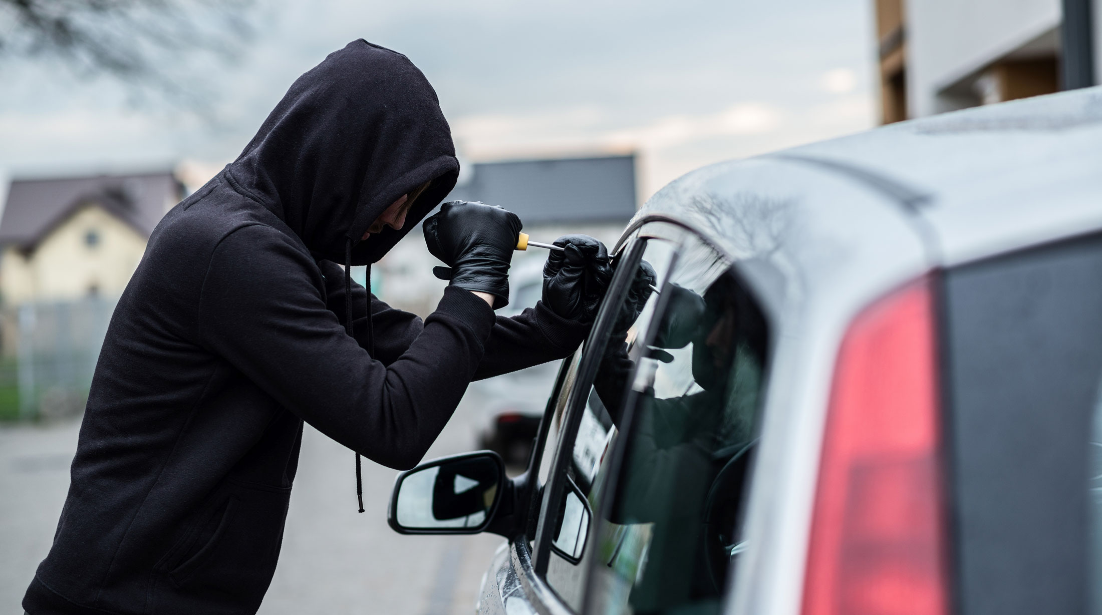 Reduce Vehicle Break-Ins