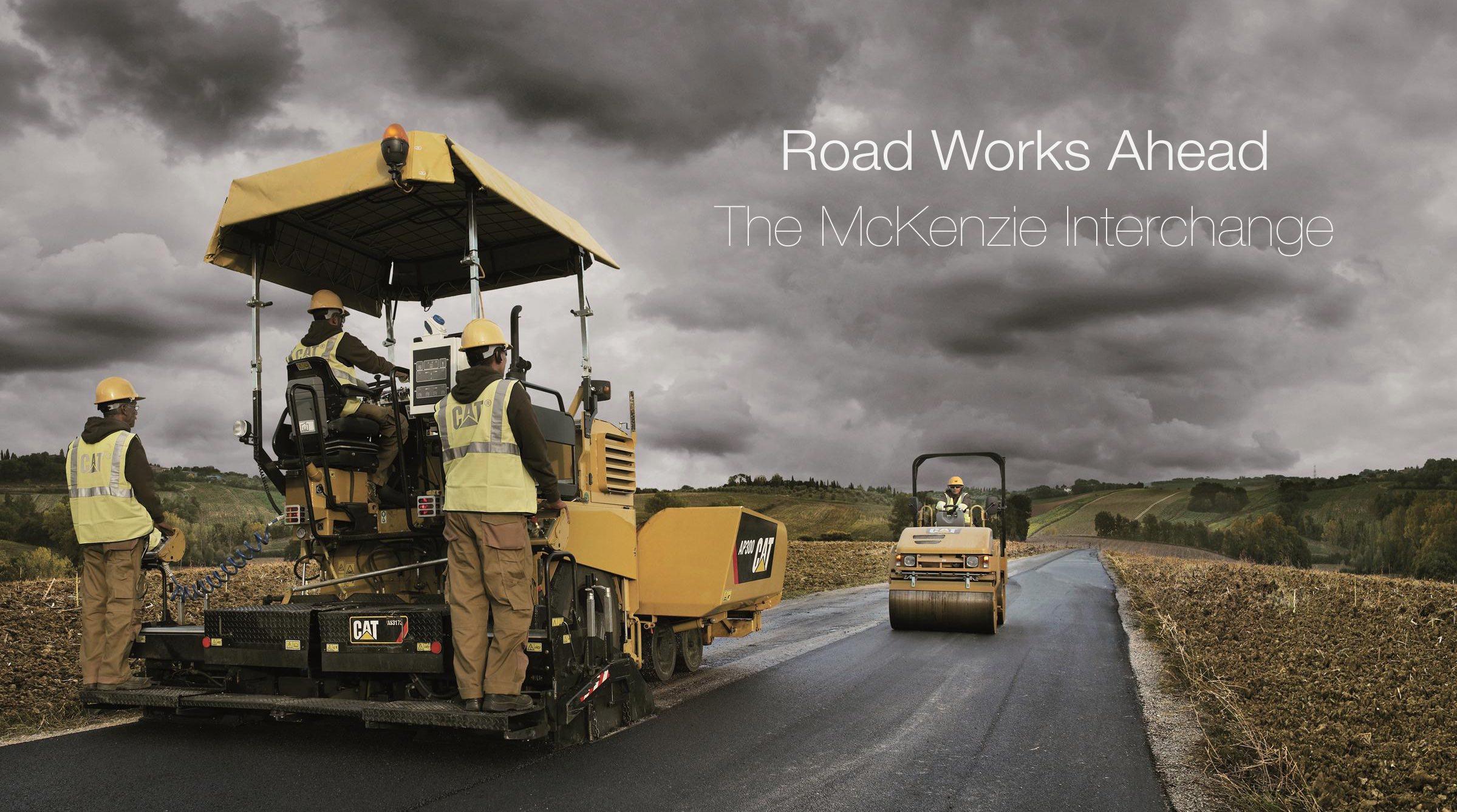 Road Works & Car Damage