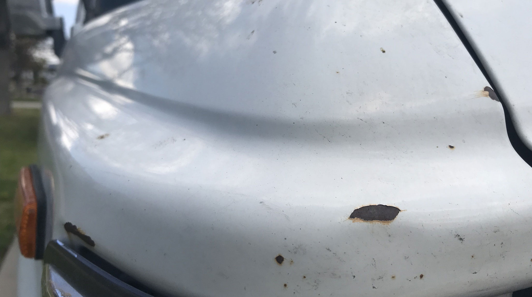 Why Is My Car Paint Chipping?